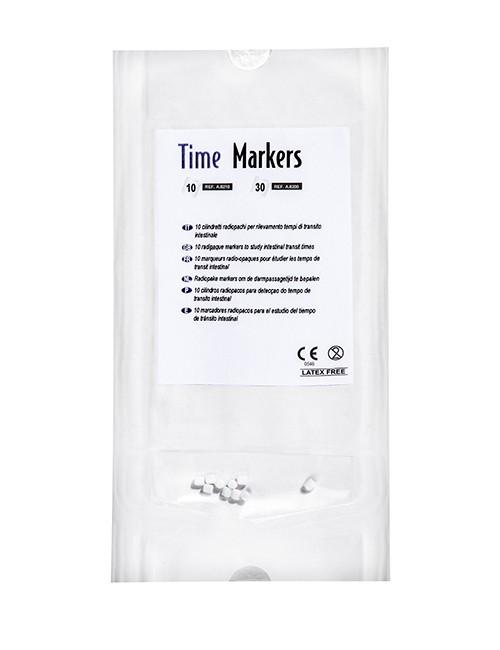 Time Markers 10 - Marcatori radiopachi per lo studio dei tempi di transito intestinale