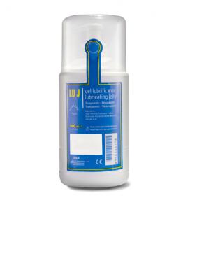 LU J - Gel lubrificante trasparente idrosolubile